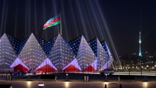 ESC 2012 in Baku - Crystal Hall